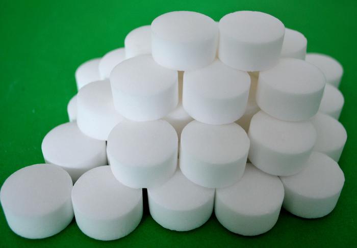 Tabletovaná soľ 25 Kg vrece