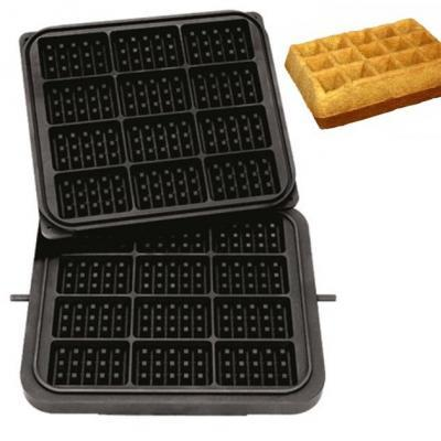 Forma pre Cook-Matic, Forma na wafle