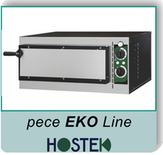 pizza pece Hostek - Eko line