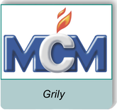 MCM - profesionalne grily