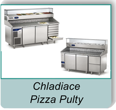 chladiace pizza pulty