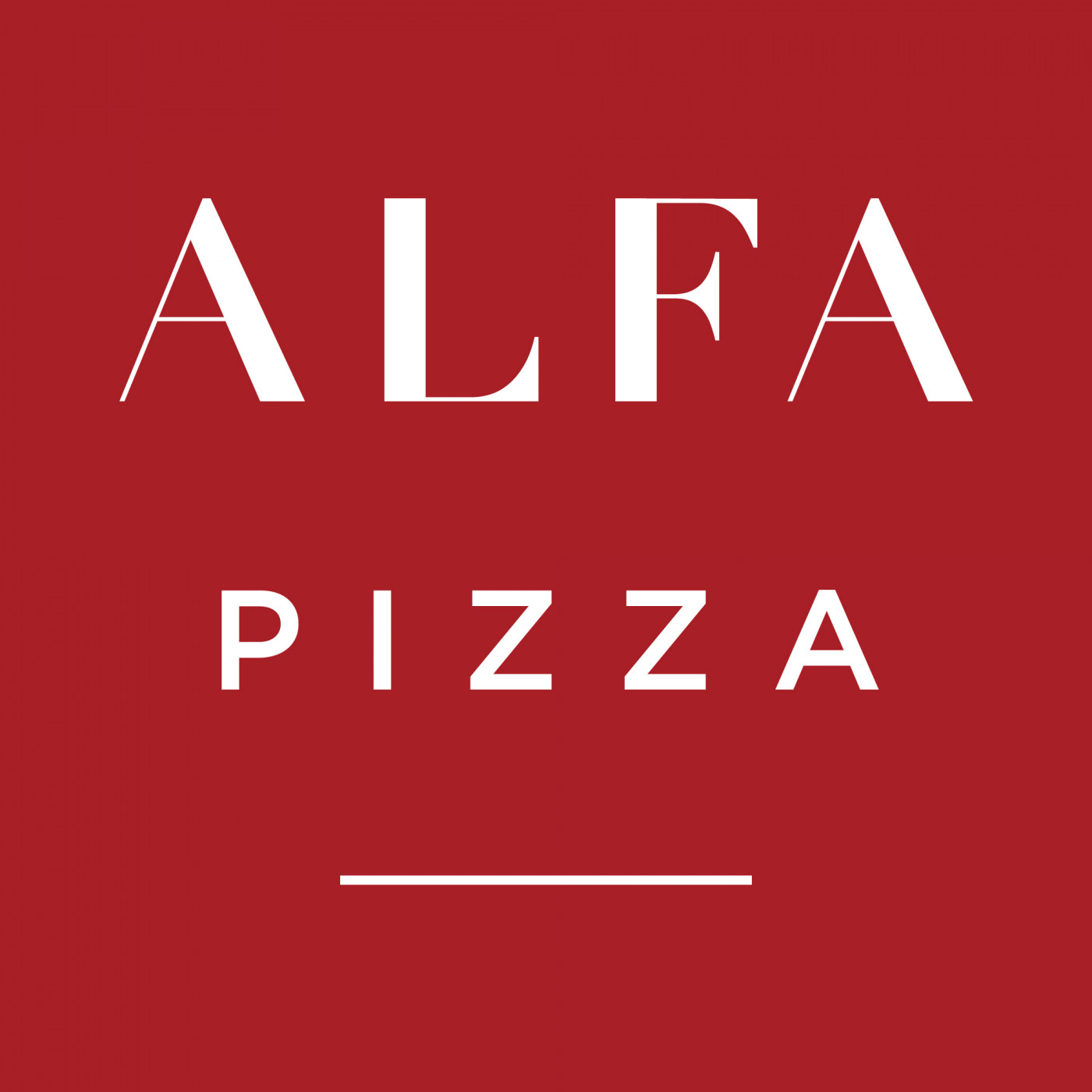 Pizza pece ALFA Pizza